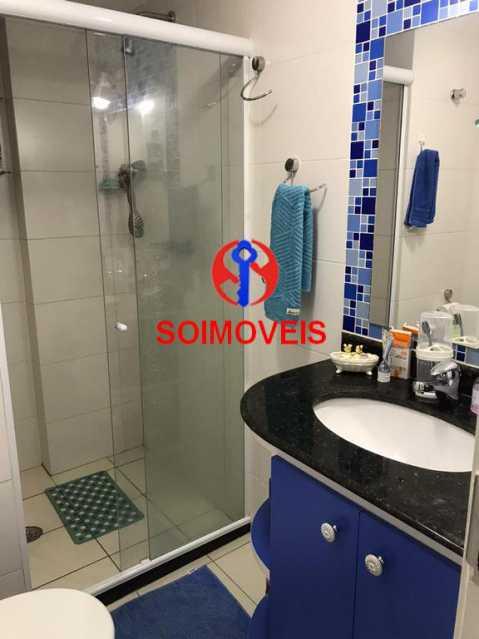 Banheiro social - Apartamento 2 quartos à venda Andaraí, Rio de Janeiro - R$ 550.000 - TJAP21181 - 17