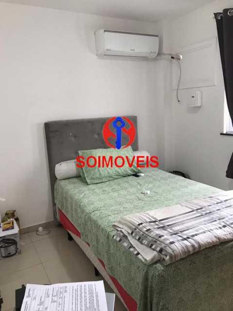 Quarto - Apartamento 2 quartos à venda Andaraí, Rio de Janeiro - R$ 550.000 - TJAP21181 - 8