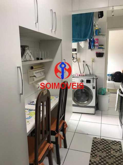 Cozinha - Apartamento 2 quartos à venda Andaraí, Rio de Janeiro - R$ 550.000 - TJAP21181 - 11