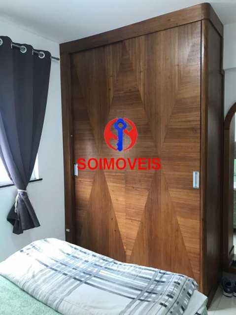 Quarto - Apartamento 2 quartos à venda Andaraí, Rio de Janeiro - R$ 550.000 - TJAP21181 - 9