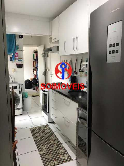 Cozinha - Apartamento 2 quartos à venda Andaraí, Rio de Janeiro - R$ 550.000 - TJAP21181 - 10