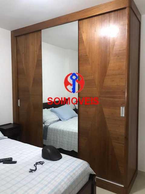 Suíte - Apartamento 2 quartos à venda Andaraí, Rio de Janeiro - R$ 550.000 - TJAP21181 - 7