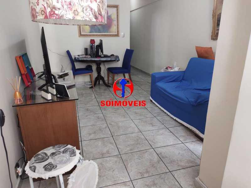 SALA - Apartamento 2 quartos à venda Grajaú, Rio de Janeiro - R$ 380.000 - TJAP21183 - 1
