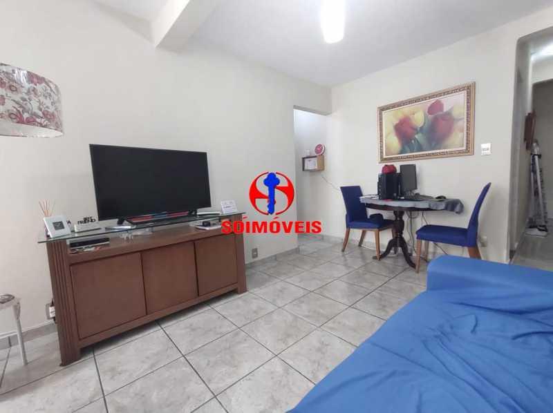 SALA - Apartamento 2 quartos à venda Grajaú, Rio de Janeiro - R$ 380.000 - TJAP21183 - 3