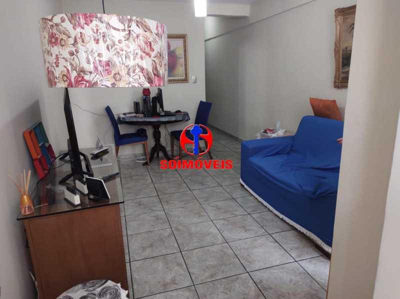 SALA - Apartamento 2 quartos à venda Grajaú, Rio de Janeiro - R$ 380.000 - TJAP21183 - 4