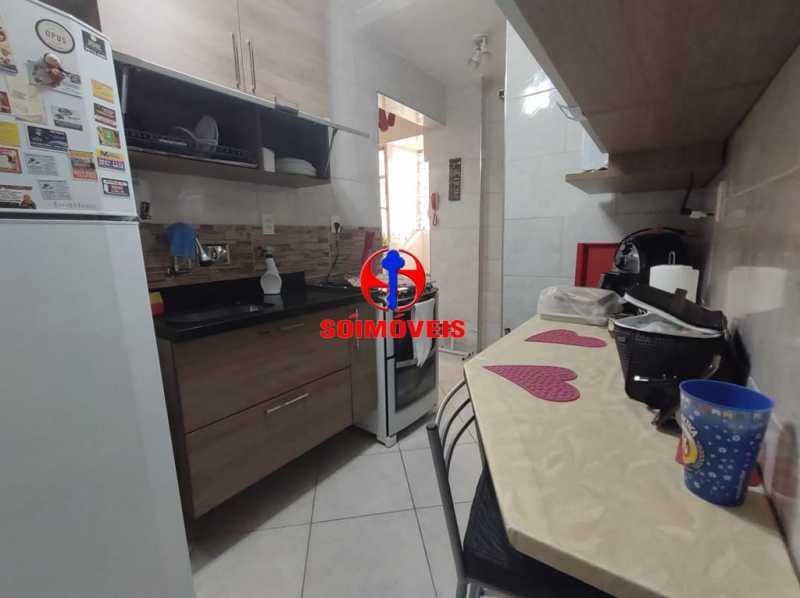 COZINHA - Apartamento 2 quartos à venda Grajaú, Rio de Janeiro - R$ 380.000 - TJAP21183 - 5