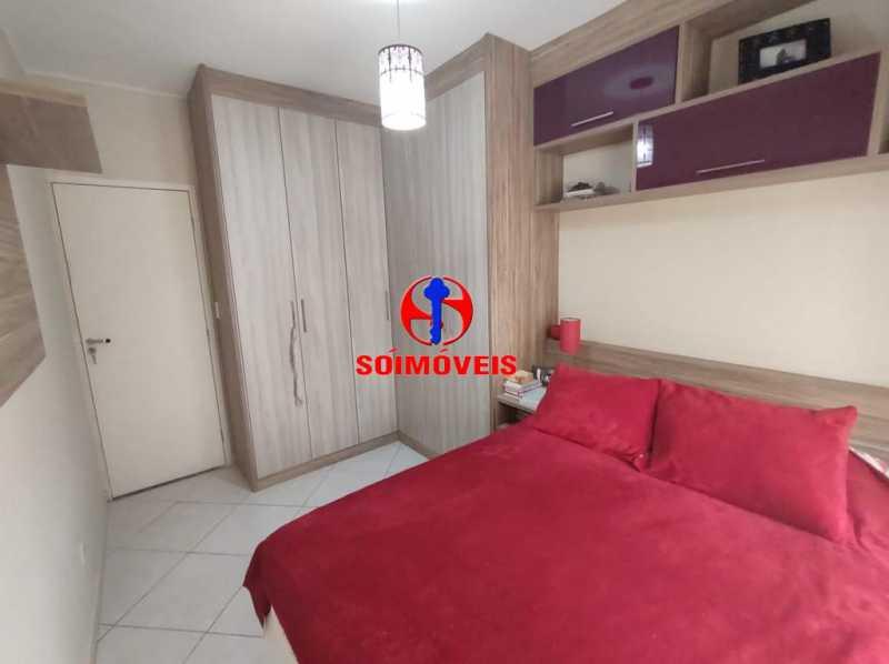 QUARTO - Apartamento 2 quartos à venda Grajaú, Rio de Janeiro - R$ 380.000 - TJAP21183 - 9