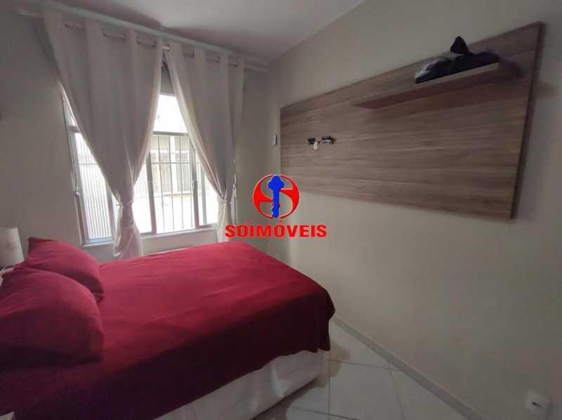 QUARTO - Apartamento 2 quartos à venda Grajaú, Rio de Janeiro - R$ 380.000 - TJAP21183 - 11