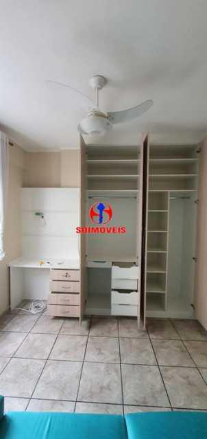QUARTO - Apartamento 2 quartos à venda Grajaú, Rio de Janeiro - R$ 380.000 - TJAP21183 - 14