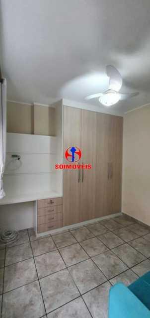 QUARTO - Apartamento 2 quartos à venda Grajaú, Rio de Janeiro - R$ 380.000 - TJAP21183 - 16