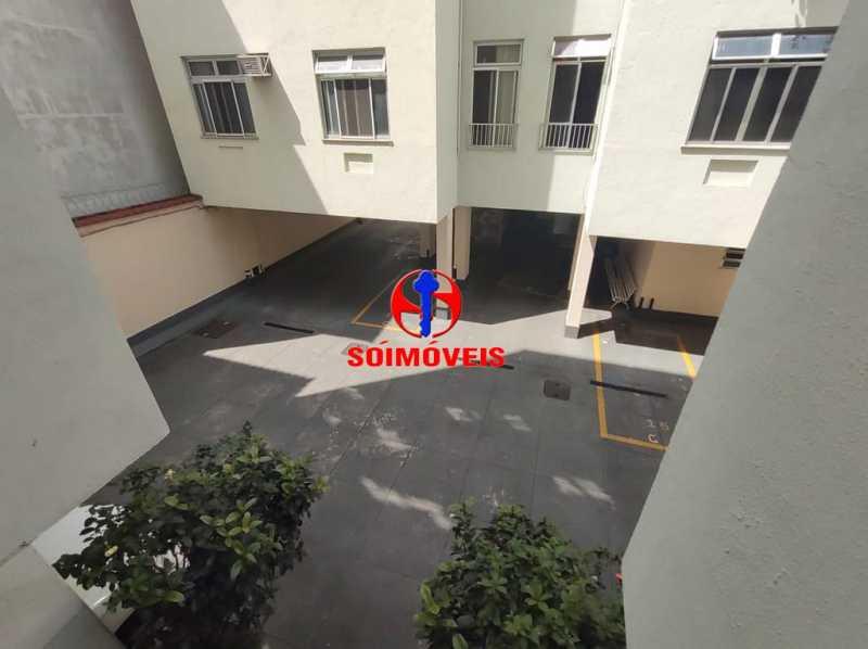 GARAGEM - Apartamento 2 quartos à venda Grajaú, Rio de Janeiro - R$ 380.000 - TJAP21183 - 25
