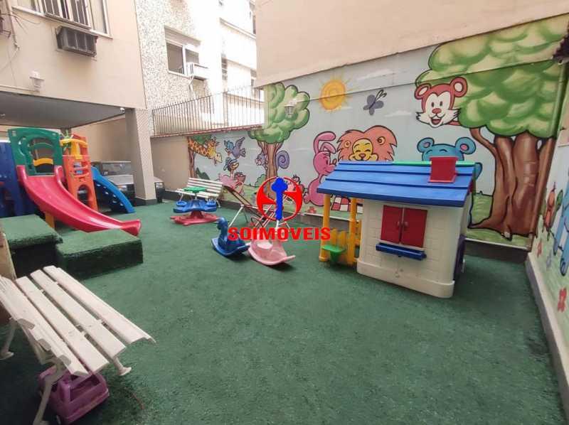PLAYGROUND - Apartamento 2 quartos à venda Grajaú, Rio de Janeiro - R$ 380.000 - TJAP21183 - 27