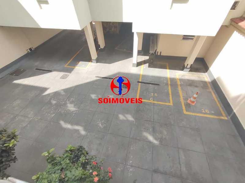 GARAGEM - Apartamento 2 quartos à venda Grajaú, Rio de Janeiro - R$ 380.000 - TJAP21183 - 26