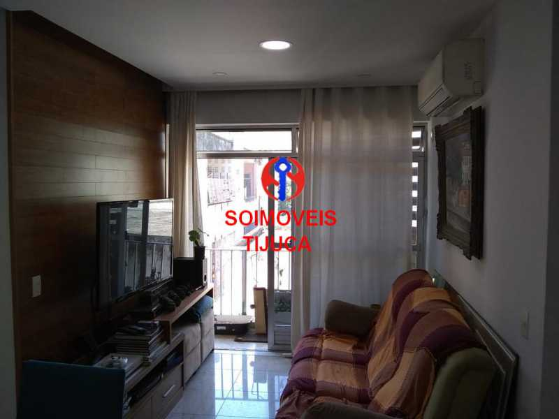 FC1 Cópia - Apartamento 2 quartos à venda Tijuca, Rio de Janeiro - R$ 345.000 - TJAP21184 - 1