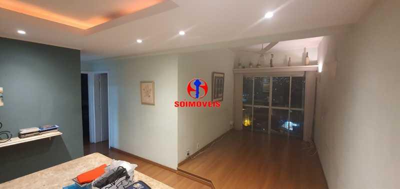 SALA - Apartamento 2 quartos à venda Méier, Rio de Janeiro - R$ 310.000 - TJAP21185 - 4