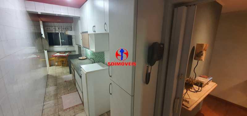 COZINHA - Apartamento 2 quartos à venda Méier, Rio de Janeiro - R$ 310.000 - TJAP21185 - 5