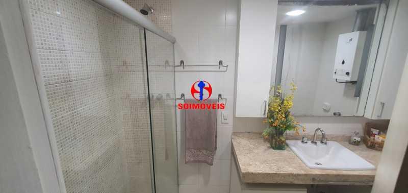 BANHEIRO - Apartamento 2 quartos à venda Méier, Rio de Janeiro - R$ 310.000 - TJAP21185 - 18