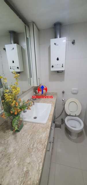 BANHEIRO - Apartamento 2 quartos à venda Méier, Rio de Janeiro - R$ 310.000 - TJAP21185 - 20