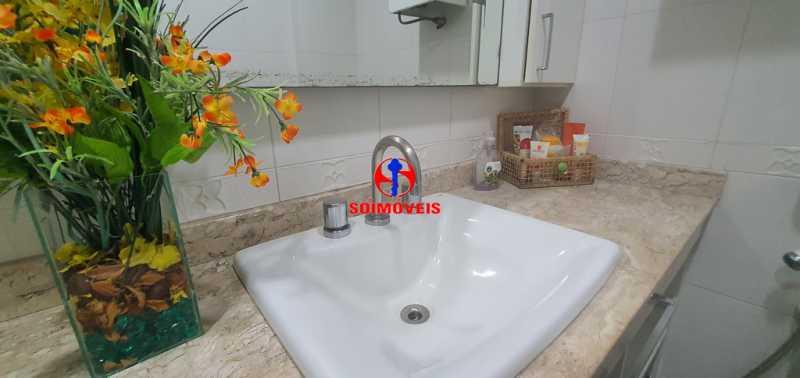 BANHEIRO - Apartamento 2 quartos à venda Méier, Rio de Janeiro - R$ 310.000 - TJAP21185 - 21