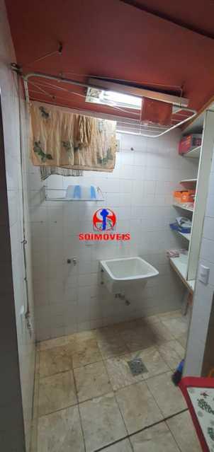 ÁREA DE SERVIÇO - Apartamento 2 quartos à venda Méier, Rio de Janeiro - R$ 310.000 - TJAP21185 - 22