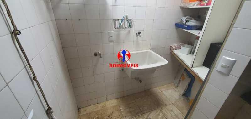 ÁREA DE SERVIÇO - Apartamento 2 quartos à venda Méier, Rio de Janeiro - R$ 310.000 - TJAP21185 - 23