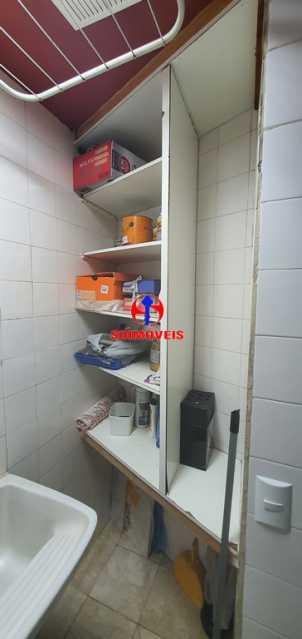 ÁREA DE SERVIÇO - Apartamento 2 quartos à venda Méier, Rio de Janeiro - R$ 310.000 - TJAP21185 - 24