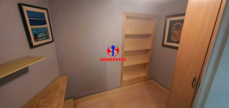 QUARTO DE EMPREGADA - Apartamento 2 quartos à venda Méier, Rio de Janeiro - R$ 310.000 - TJAP21185 - 25