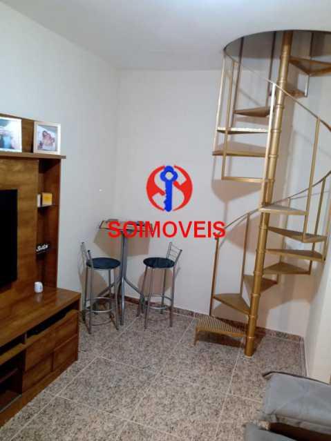 WhatsApp Image 2020-10-01 at 1 - Casa de Vila 1 quarto à venda Méier, Rio de Janeiro - R$ 300.000 - TJCV10015 - 3