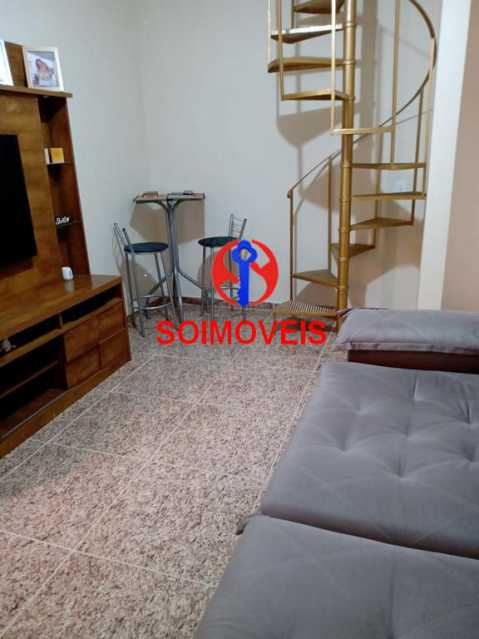 WhatsApp Image 2020-10-01 at 1 - Casa de Vila 1 quarto à venda Méier, Rio de Janeiro - R$ 300.000 - TJCV10015 - 8