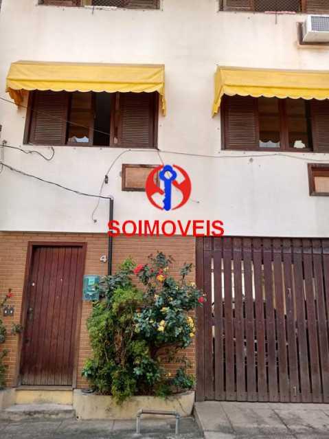 WhatsApp Image 2020-10-01 at 1 - Casa de Vila 1 quarto à venda Méier, Rio de Janeiro - R$ 300.000 - TJCV10015 - 22