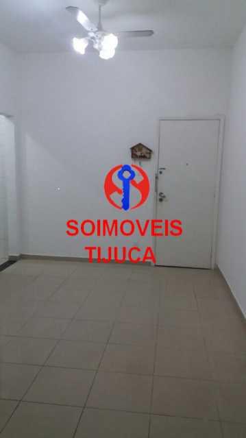1-sl - Apartamento 1 quarto à venda Rio Comprido, Rio de Janeiro - R$ 310.000 - TJAP10263 - 1