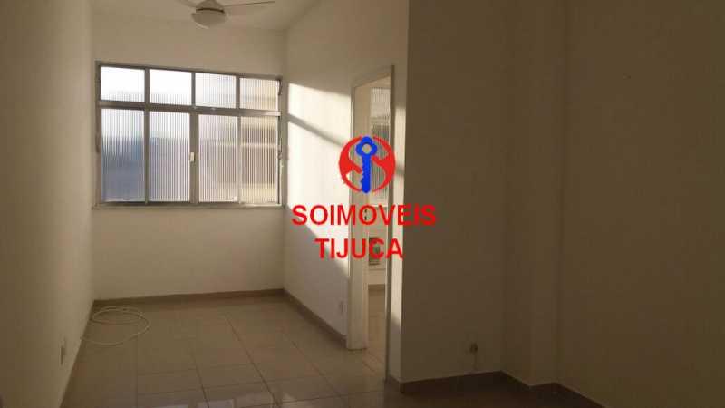 1-sl2 - Apartamento 1 quarto à venda Rio Comprido, Rio de Janeiro - R$ 310.000 - TJAP10263 - 3