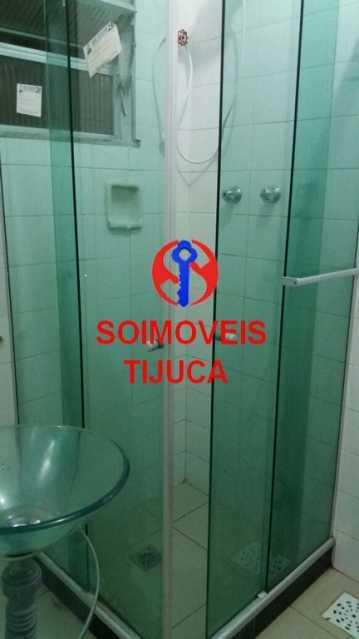 3-bhs2 - Apartamento 1 quarto à venda Rio Comprido, Rio de Janeiro - R$ 310.000 - TJAP10263 - 10
