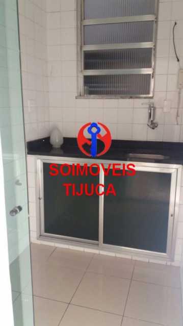 4-coz - Apartamento 1 quarto à venda Rio Comprido, Rio de Janeiro - R$ 310.000 - TJAP10263 - 12