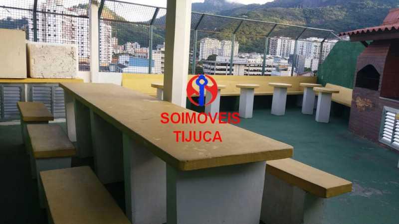 5-arlazer - Apartamento 1 quarto à venda Rio Comprido, Rio de Janeiro - R$ 310.000 - TJAP10263 - 13