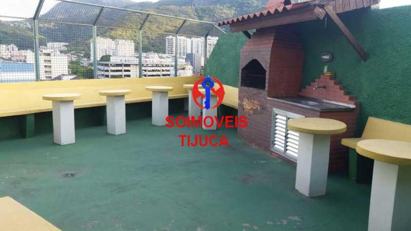 5-arlazer2 - Apartamento 1 quarto à venda Rio Comprido, Rio de Janeiro - R$ 310.000 - TJAP10263 - 14
