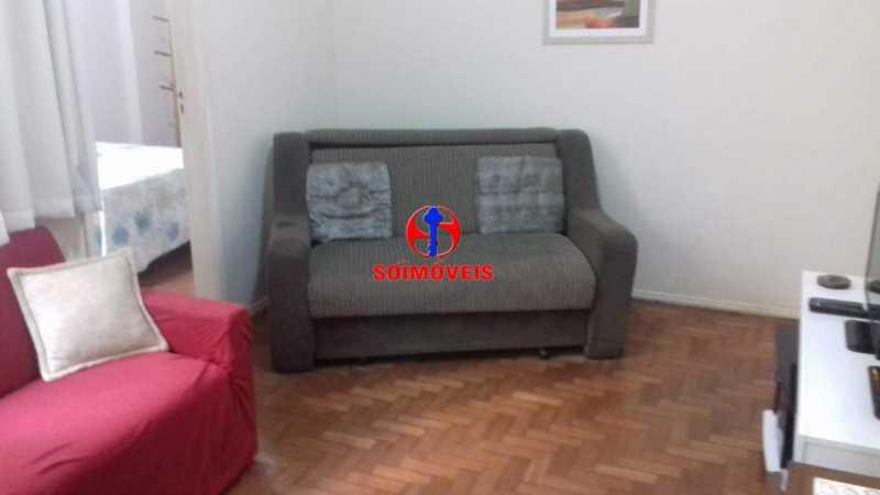 SALA - Apartamento 1 quarto à venda Copacabana, Rio de Janeiro - R$ 450.000 - TJAP10264 - 8