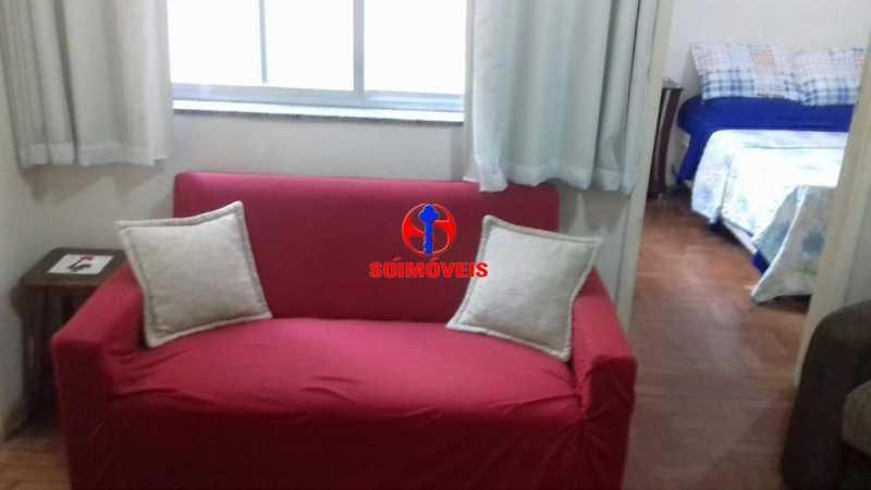 SALA - Apartamento 1 quarto à venda Copacabana, Rio de Janeiro - R$ 450.000 - TJAP10264 - 9