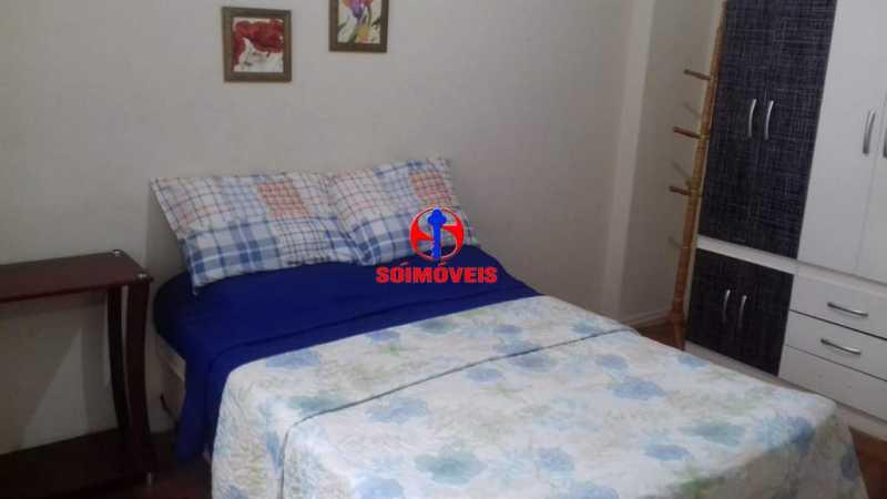 QUARTO - Apartamento 1 quarto à venda Copacabana, Rio de Janeiro - R$ 450.000 - TJAP10264 - 10