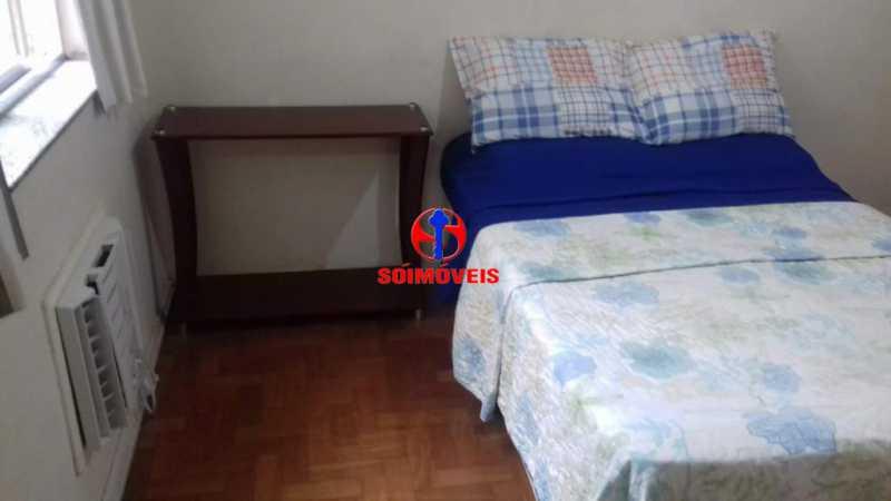 QUARTO - Apartamento 1 quarto à venda Copacabana, Rio de Janeiro - R$ 450.000 - TJAP10264 - 11