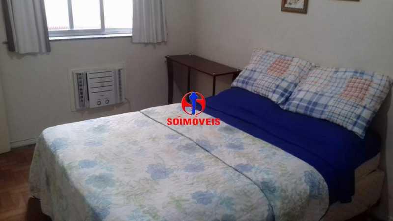 QUARTO - Apartamento 1 quarto à venda Copacabana, Rio de Janeiro - R$ 450.000 - TJAP10264 - 12
