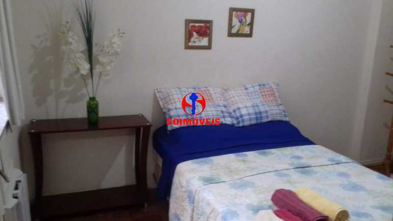 QUARTO - Apartamento 1 quarto à venda Copacabana, Rio de Janeiro - R$ 450.000 - TJAP10264 - 13