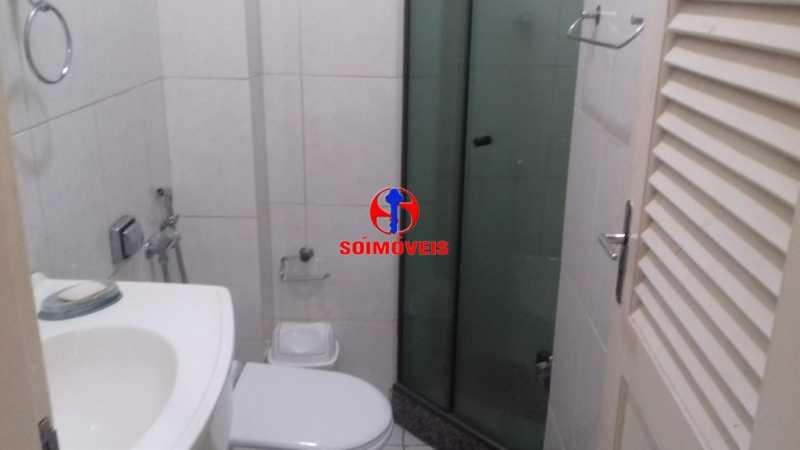 BANHEIRO - Apartamento 1 quarto à venda Copacabana, Rio de Janeiro - R$ 450.000 - TJAP10264 - 17