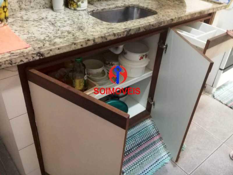 CZ - Apartamento 2 quartos à venda Praça da Bandeira, Rio de Janeiro - R$ 300.000 - TJAP21189 - 14