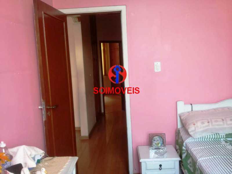 QT - Apartamento 2 quartos à venda Praça da Bandeira, Rio de Janeiro - R$ 300.000 - TJAP21189 - 8