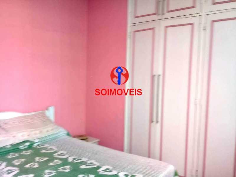 QT - Apartamento 2 quartos à venda Praça da Bandeira, Rio de Janeiro - R$ 300.000 - TJAP21189 - 7