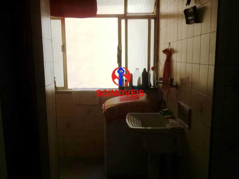 AR - Apartamento 2 quartos à venda Praça da Bandeira, Rio de Janeiro - R$ 300.000 - TJAP21189 - 16