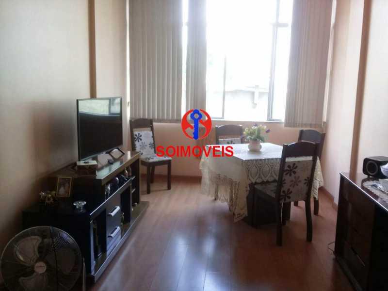 SL - Apartamento 2 quartos à venda Praça da Bandeira, Rio de Janeiro - R$ 300.000 - TJAP21189 - 1