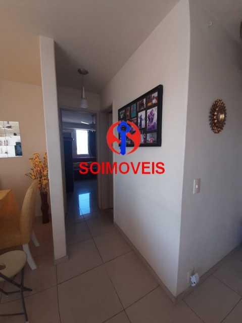 1-sl8 - Cobertura 2 quartos à venda Riachuelo, Rio de Janeiro - R$ 422.000 - TJCO20025 - 9