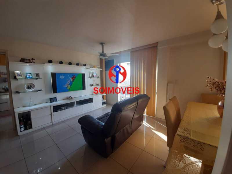 1-sl9 - Cobertura 2 quartos à venda Riachuelo, Rio de Janeiro - R$ 422.000 - TJCO20025 - 5